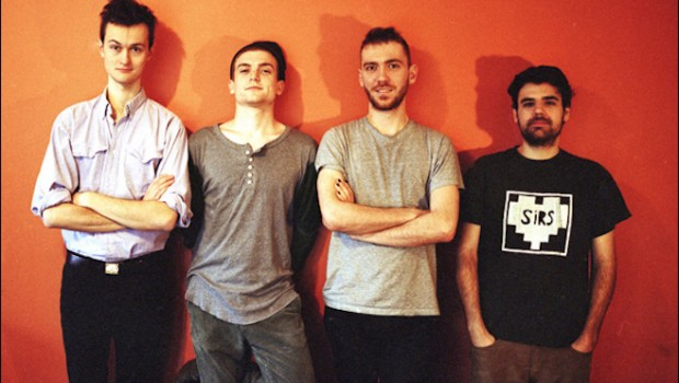LIVE: OUGHT – 18/11/2014