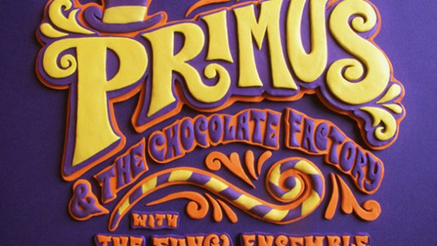 Album Review: Primus – Primus & the Chocolate Factory