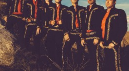 MARIACHI EL BRONX SHARE NEW SINGLE BEFORE UK DATES