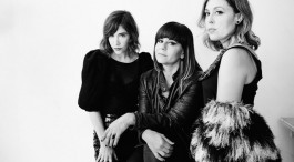 LIVE: SLEATER-KINNEY / PINS - 24/03/2015
