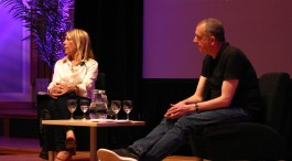REVIEW: KIM GORDON IN CONVERSATION WITH DAVE HASLAM - 18/03/2015