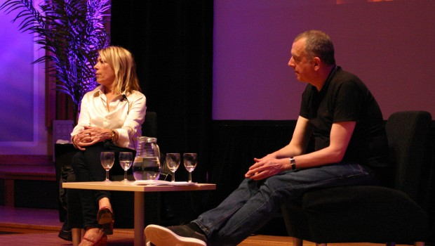 REVIEW: KIM GORDON IN CONVERSATION WITH DAVE HASLAM – 18/03/2015