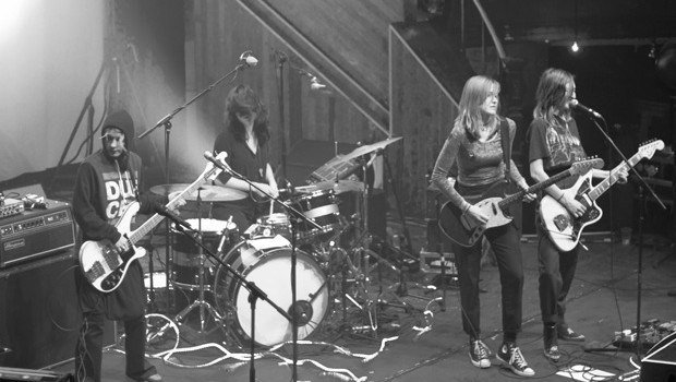 LIVE: WARPAINT – 22/03/2015