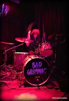 Bad Grammar by Francesca Nottola