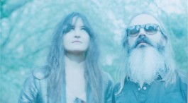 LIVE: MOON DUO - 08/04/2015