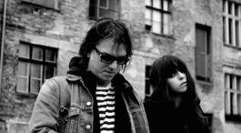 ANTON NEWCOMBE AND TESS PARKS ANNOUNCE COLLABORATION ALBUM 'I DECLARE NOTHING'