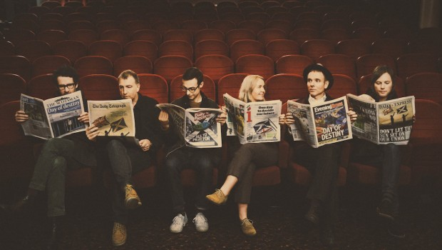 LIVE: BELLE AND SEBASTIAN – 14/05/2015