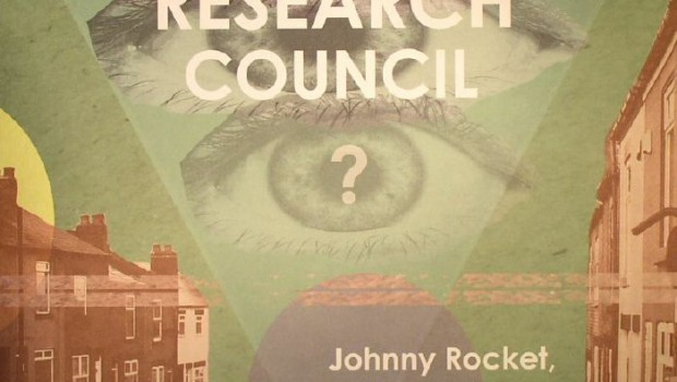 Album Review: Eccentronic Research Council – Jonny Rocket, Narcissist & Music Machine (I'm Your Biggest Fan)