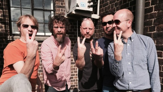 LIVE: MUDHONEY – 29/05/2015