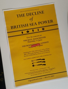 The Decline Of British Sea Power