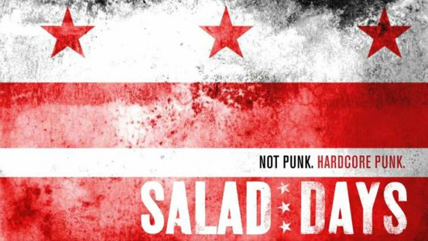 MANCHESTER SCREENING OF SALAD DAYS: A DECADE OF PUNK IN WASHINGTON, DC