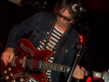 Anton Newcombe photo by L Crowley