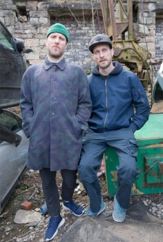 Sleaford Mods Photo by Duncan Stafford