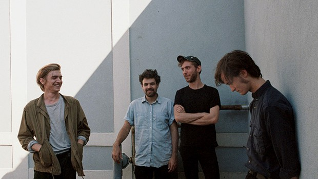 LIVE: OUGHT – 02/09/2015