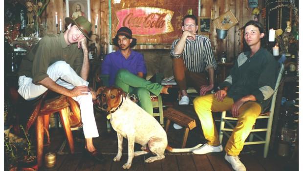 Album Review: Deerhunter – Fading Frontier
