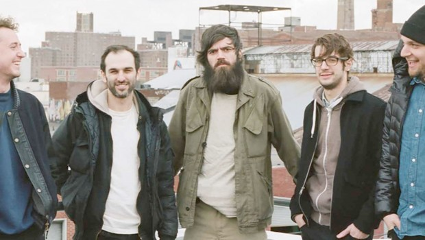 LIVE: TITUS ANDRONICUS – 11/11/2015