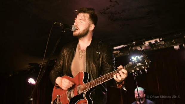 LIVE: LIAM FROST – 30/10/2015