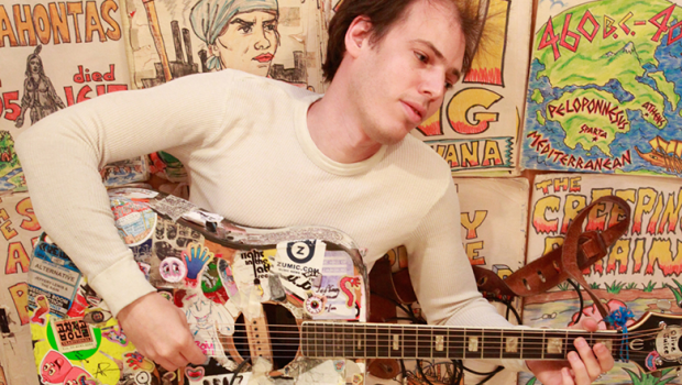 LIVE: JEFFREY LEWIS AND LOS BOLTS – 09/12/2015