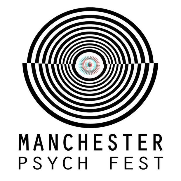 Manchester psych fest logo