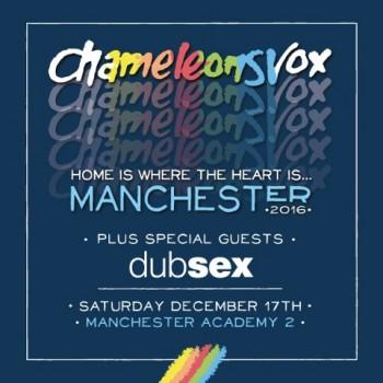 The Chameleons Vox