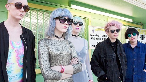 PINS SHARE NEW VIDEO FOR 'I'LL GET MINE'