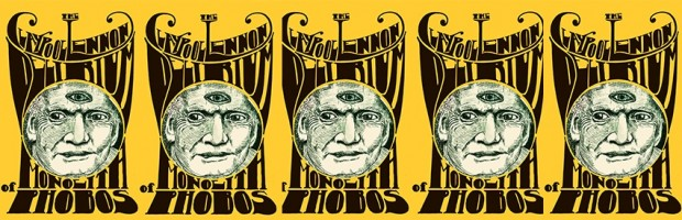 The Claypool Lennon Delirium - Monolith of Phobos.