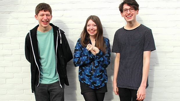 HAPPY ACCIDENTS STREAM NEW TRACK 'FACTS AND FIGURES'