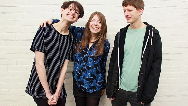 HAPPY ACCIDENTS RELEASE VIDEO NEW SINGLE 'RUNNING'