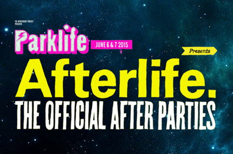 PARKLIFE WEEKENDER AFTERLIFE: KALUKI PRESENTS – JAMIE JONES, EATS EVERYTHING & RICHY AHMED – 12/06/2016