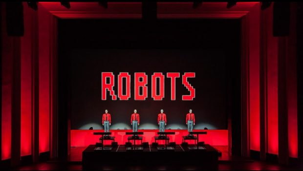 KRAFTWERK BACK IN THE UK WITH MANCHESTER DATE