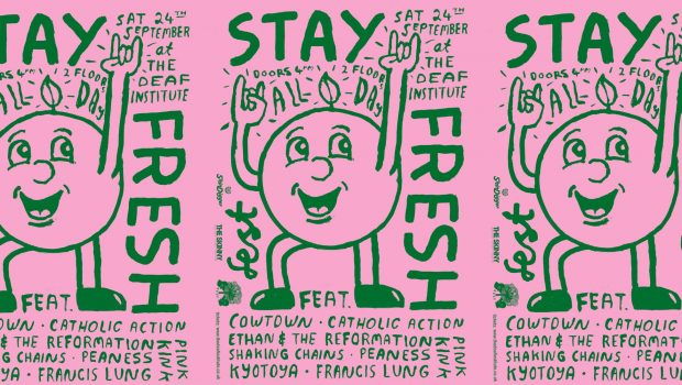 NOW CLOSED – DEAF INSTITUTE HAS A 2 FLOOR FESTIVAL OF FRESH BANDS