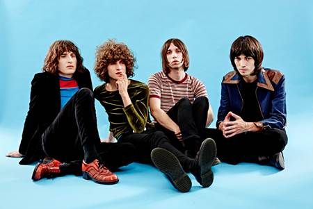 TEMPLES ANNOUNCE UK TOUR IN MARCH