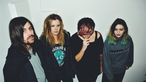 SHE DREW THE GUN ANNOUNCE UPCOMING ALBUM AND UK TOUR DETAILS