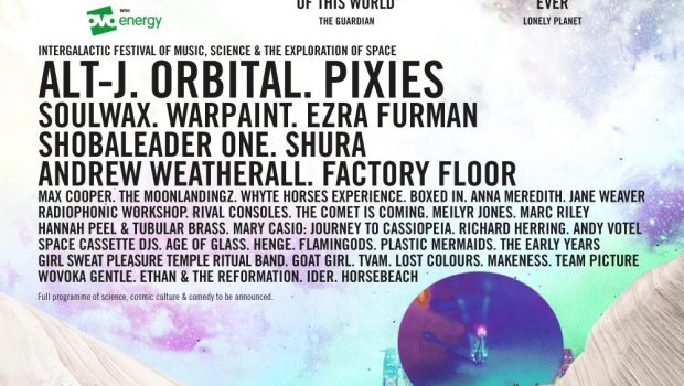 BLUEDOT FESTIVAL ANNOUNCES FIRST WAVE OF ARTISTS WITH HEADLINERS ORBITAL, PIXIES, AND ALT-J