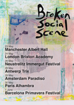Broken Social Scene Tour Dates