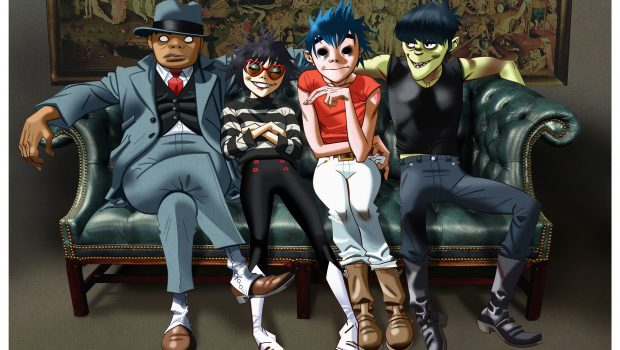 GORILLAZ 'HUMANZ' TOUR DATES 2017 ANNOUNCED – TICKETS ON SALE THIS FRIDAY 9AM