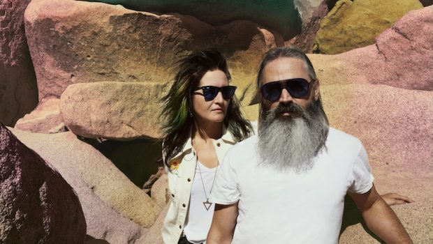 MOON DUO SHARE THEIR NEW VIDEO AND ALBUM DETAILS, AMIDST PREPARATION FOR THIS MONTH'S UK SHOWS