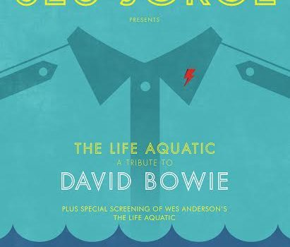 SEU JORGE TO COVER DAVID BOWIE'S 'THE LIFE AQUATIC' AT THE ALBERT HALL WITH SCREENING