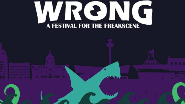 NOW CLOSED – COMPETITION: WRONG FESTIVAL: A FESTIVAL FOR THE FREAKSCENE – GUESTLIST GIVEAWAY