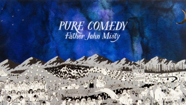 ALBUM: FATHER JOHN MISTY – PURE COMEDY