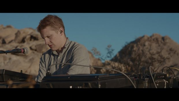 FLOATING POINTS BRING FORTH 'REFLECTIONS – MOJAVE DESERT' SHORT FILM & SOUNDTRACK OUT JUNE