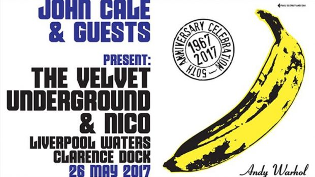 JOHN CALE REVEALS 50TH ANNIVERSARY CELEBRATION OF 'THE VELVET UNDERGROUND & NICO' SOUND CITY COLLABORATORS