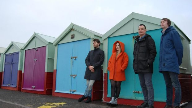 THE WEDDING PRESENT RELEASE VIDEO FOR 'SCOTLAND' TAKEN FROM THEIR RECORD STORE DAY EP RELEASE