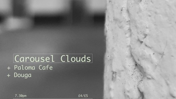 INTRODUCING: SALFORD-BASED CAROUSEL CLOUDS SHARE 'INVISIBLE CLOUDS' WITH UPCOMING SALFORD EAGLE INN PERFORMANCE THIS JULY