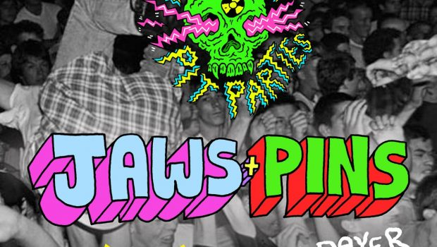 JAWS & PINS JOIN FLUFFER PIT PARTIES SECOND SERIES ALL-DAYER THIS JULY