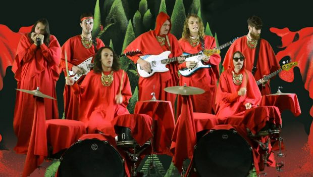 LIVE: KING GIZZARD AND THE LIZARD WIZARD - 14/06/2017