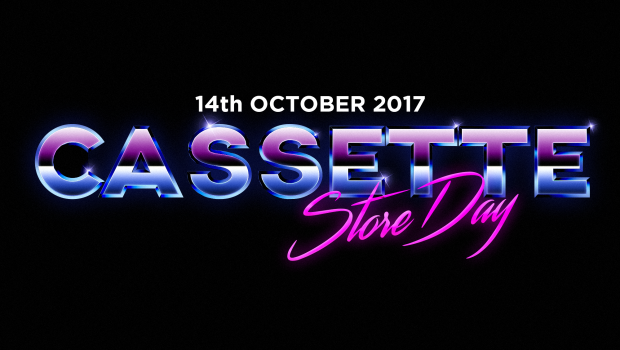 CASSETTE STORE DAY RETURNS FOR ITS FIFTH YEAR ON SATURDAY 14TH OCTOBER 2017