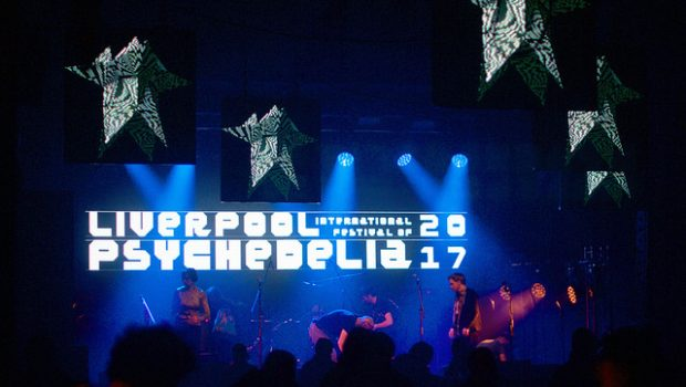 LIVE – LIVERPOOL INTERNATIONAL FESTIVAL OF PSYCHEDELIA 2017