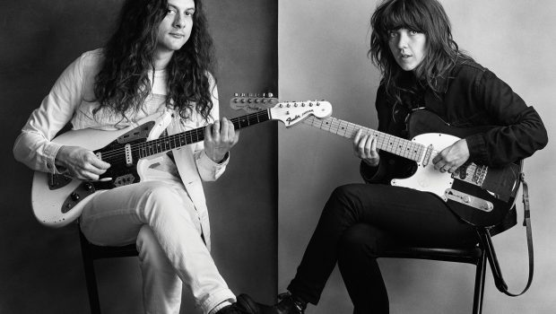 COURTNEY BARNETT & KURT VILE SHARE A 'CONTINENTAL BREAKFAST' WITH US