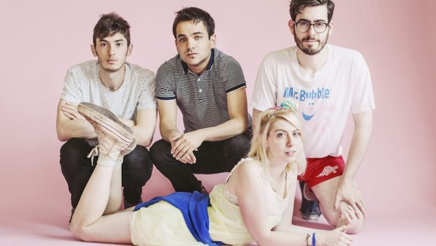 LIVE: CHARLY BLISS - 19/09/2017